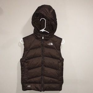 LADIES THE NORTH FACE PUFFER VEST